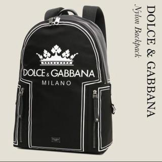 ドルチェアンドガッバーナ(DOLCE&GABBANA)のドルガバ リュックサック(リュック/バックパック)