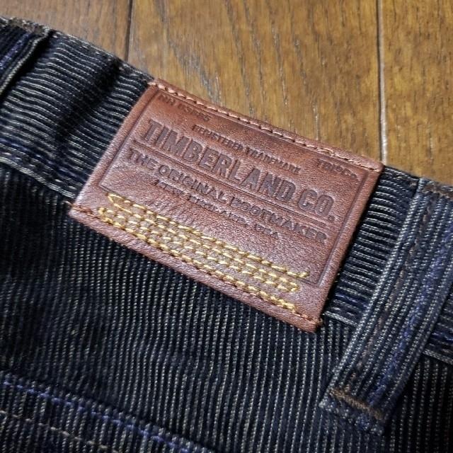 Timberland(ティンバーランド)のTimberland コーデュロイパンツ 130㎝ 男の子 ズボン キッズ/ベビー/マタニティのキッズ服男の子用(90cm~)(パンツ/スパッツ)の商品写真