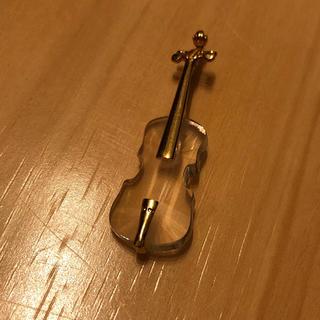 スワロフスキー(SWAROVSKI)のスワロフスキー バイオリン 置物(その他)