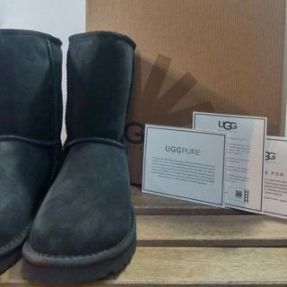 アグ(UGG)のYuKo様専用 ショート 黒6 グレー6(ブーツ)