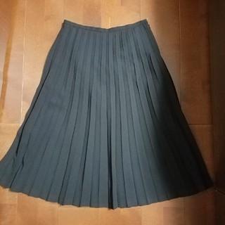 お値下げしました 黒のプリーツスカート(ロングスカート)