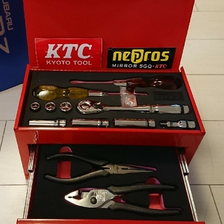 スバル(スバル)の【未使用】 KTC 工具セット ネプロス シリーズ SUBARU スバル(工具)
