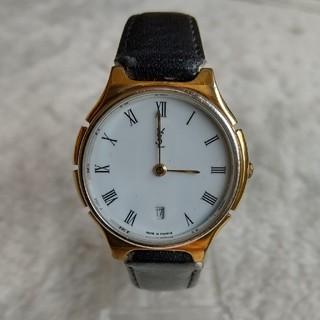 サンローラン(Saint Laurent)のサンローラン 腕時計 メンズクォーツ(腕時計(アナログ))