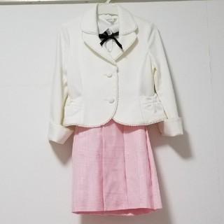 mikihouse - 入学式スーツ130cmミキハウス
