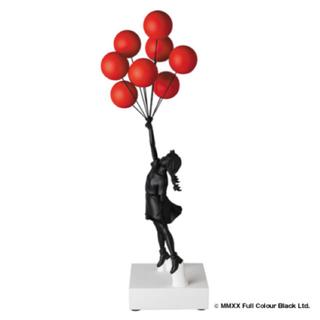 メディコムトイ(MEDICOM TOY)の新品未開封!!Sync. Flying Balloons Girl(彫刻/オブジェ)