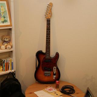 フェンダー(Fender)のG&L ASAT Special  おまけ付き(エレキギター)