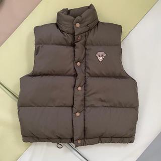 ボンポワン(Bonpoint)のボンポワン ダウンベスト アウター 子供服 12 bonpoint(ジャケット/上着)