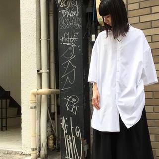 ラッドミュージシャン(LAD MUSICIAN)のlad musician ビックシャツ 19ss(シャツ)