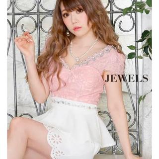 ジュエルズ(JEWELS)のJewels キャバドレス sサイズ(ナイトドレス)