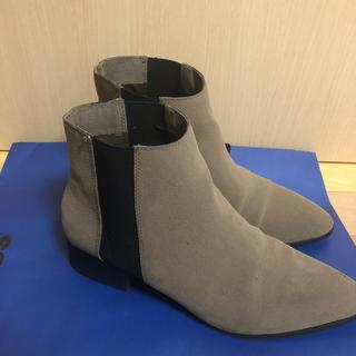エイチアンドエム(H&M)のショートブーツ ブーティ サイドゴア(ブーツ)