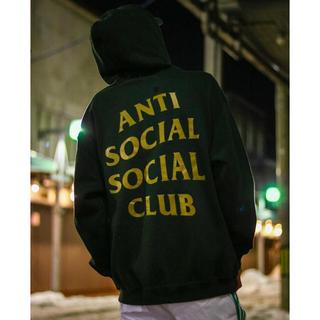 ANTI - ANTI SOCIAL SOCIAL CLUB アンチ パーカー M