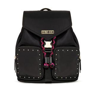 ヴィクトリアズシークレット(Victoria's Secret)の値下げ‼️新作リュック バックパック VS 新品タグ付き ブラック(リュック/バックパック)