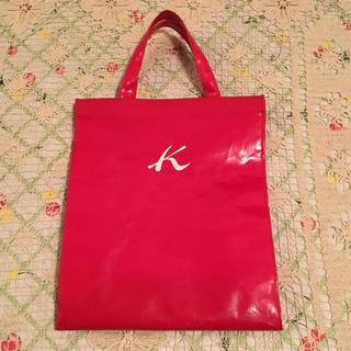 キタムラ(Kitamura)の難あり…キタムラ ミニバッグ 赤色(トートバッグ)