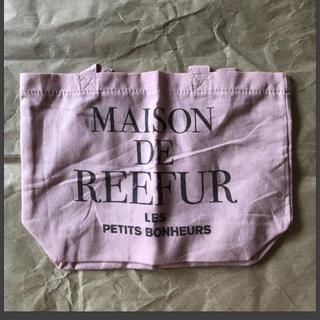 メゾンドリーファー(Maison de Reefur)の新品 メゾンドリーファー ショッパー レア(ショップ袋)