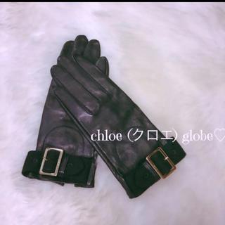 クロエ(Chloe)の新品♡ chloe (クロエグローブ 手袋  送料無料(手袋)