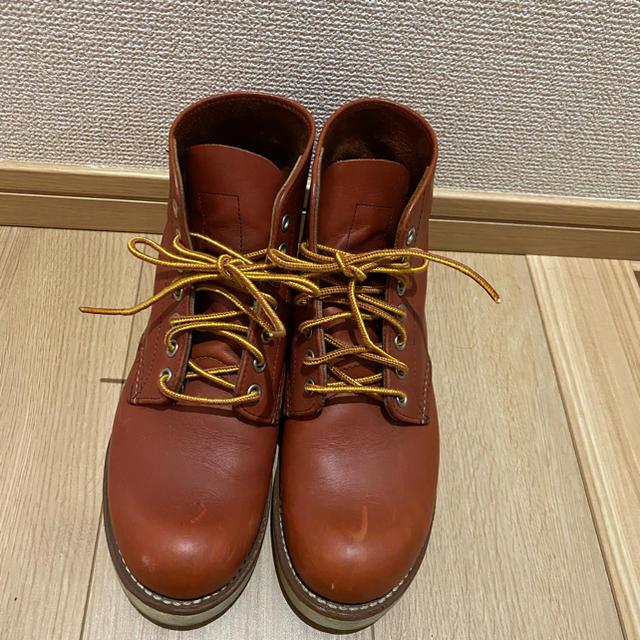 REDWING(レッドウィング)のレッドウィング ブーツ レディースの靴/シューズ(ブーツ)の商品写真