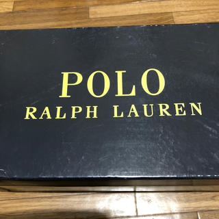 POLO RALPH LAUREN -  POLO  スニーカー