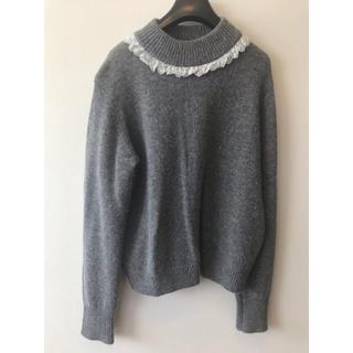 ルシェルブルー(LE CIEL BLEU)のルシェルブルーのセーター size38(ニット/セーター)