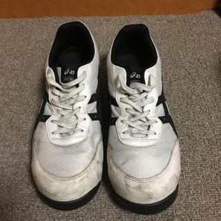 アシックス(asics)のアシックスの安全靴27(スニーカー)