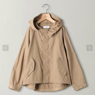 BEAUTY&YOUTH UNITED ARROWS - 【美品】コットンナイロンテントフードブルゾン