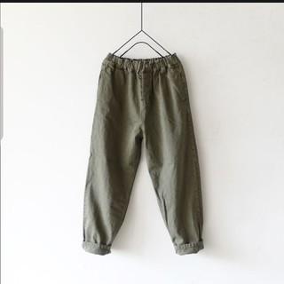 ネストローブ(nest Robe)のichi 190938 Cotton Pants(カジュアルパンツ)