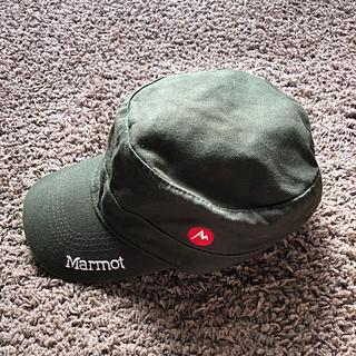 マーモット(MARMOT)の(ウッドマン1827様専用)MARMOT    BEACON WORK CAP(キャップ)