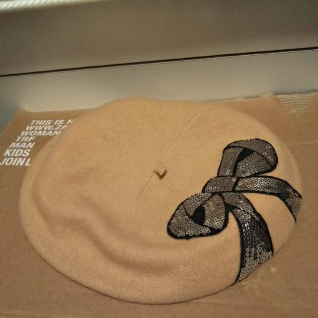 CA4LA(カシラ)の値下げ‼️カシラ  ベレー帽 レディースの帽子(ハンチング/ベレー帽)の商品写真