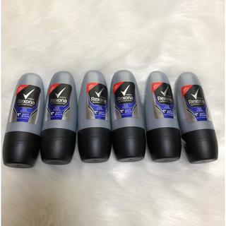 Unilever - REXONA レクソナ アイスクール 25ml 制汗デオドラント 6本