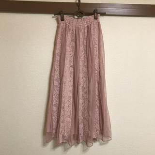 プロポーションボディドレッシング(PROPORTION BODY DRESSING)の美品☆スカート(ロングスカート)