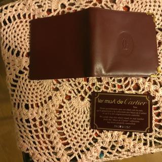 カルティエ(Cartier)のカルティエ半オリ長財布(長財布)
