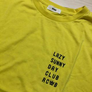 ロデオクラウンズワイドボウル(RODEO CROWNS WIDE BOWL)のロデオクラウンズ  メンズ ロンT(Tシャツ/カットソー(七分/長袖))