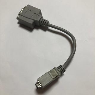 エヌイーシー(NEC)のNEC ケーブル 9ピン セントロニクスハーフ14pinオス(PC周辺機器)