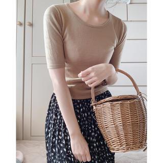 ロキエ(Lochie)のcafelatte vintage tops(Tシャツ(半袖/袖なし))