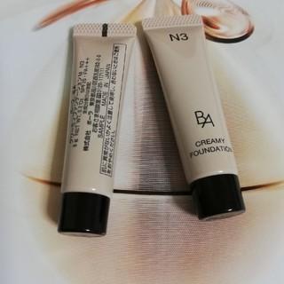POLA - ポーラBA クリーミィファンデーションM/N3、8g×2