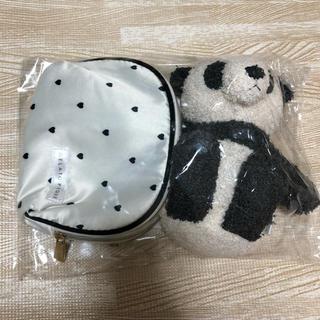ジェラートピケ(gelato pique)の新品 未開封 セブンイレブン限定 付録(ぬいぐるみ/人形)