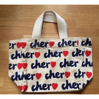 シェル(Cher)のcher ミニトート(エコバッグ)