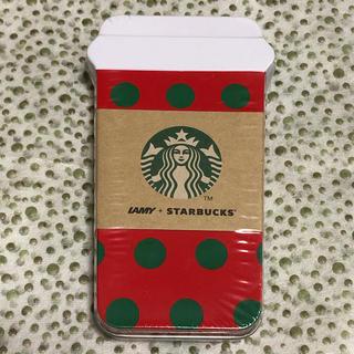 スターバックスコーヒー(Starbucks Coffee)の韓国 スターバックス × LAMY Starbucks ボールペン(ペン/マーカー)