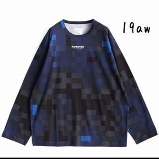シャリーフ(SHAREEF)の19aw SHAREEF MOSAIC PT L/S-T モザイク (Tシャツ/カットソー(七分/長袖))