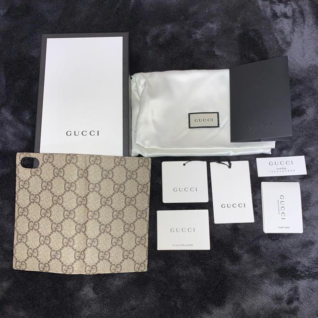 Gucci - GUCCI iPhone7/8ケース の通販