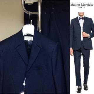 Maison Martin Margiela - 新品■48■18aw マルジェラ■セットアップ■ネイビー■紺■7729