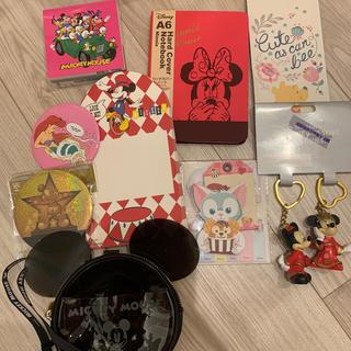 ディズニー(Disney)のディズニーいろいろセット(キャラクターグッズ)