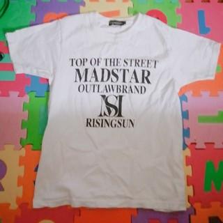 マッドスター(MAD☆STAR)のMAD☆STAR 半袖 Tシャツ(Tシャツ/カットソー(半袖/袖なし))