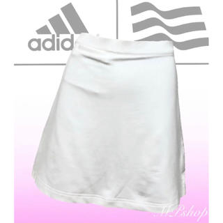adidas - 美品♡アディダスゴルフ CLIMACOOL パンツ一体型  ゴルフスカート
