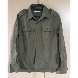 チャオパニックティピー(CIAOPANIC TYPY)のミリタリーシャツ(シャツ/ブラウス(長袖/七分))