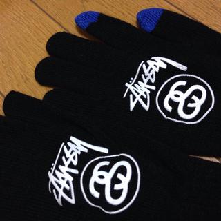 ステューシー(STUSSY)のステューシー 手袋 新品 非売品付録(手袋)