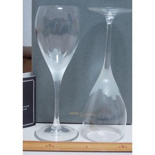 東洋佐々木ガラス - HOYAクリスタル■ペアワイングラス■未使用新品