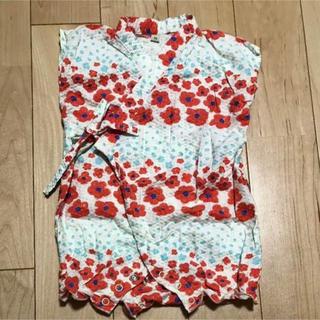 マーキーズ(MARKEY'S)のオーシャンアンドグラウンド 甚平 ロンパース  浴衣(甚平/浴衣)