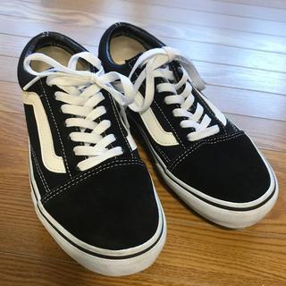 ヴァンズ(VANS)のVANS Old Skool 23.5 黒(スニーカー)