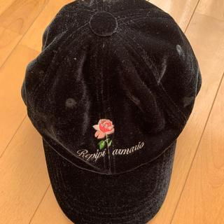 レピピアルマリオ(repipi armario)のレピピアルマリオ CAP(帽子)