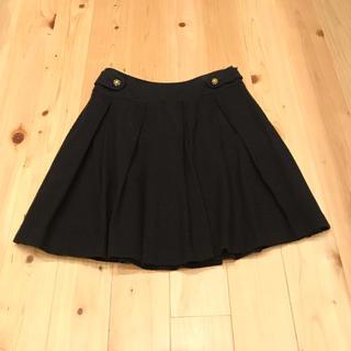 プーラフリーム(pour la frime)のプーラフリーム ミニスカート(黒)(ミニスカート)